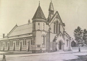 Central Tabernacle in Bree Street