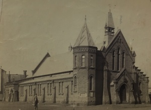 Central Tabernacle Church Bree Street
