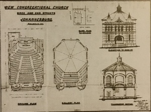 Congregational church plan
