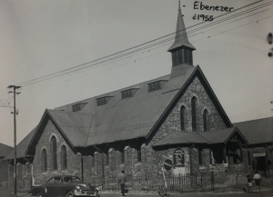 Ebeneezer church Main street