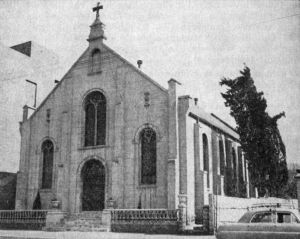 Second Reformed church in Mint road from 1903