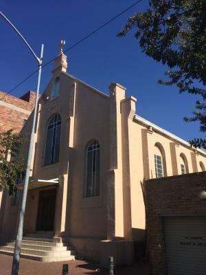 Old Maronite church 61 Mint Road Fordsburg 2015