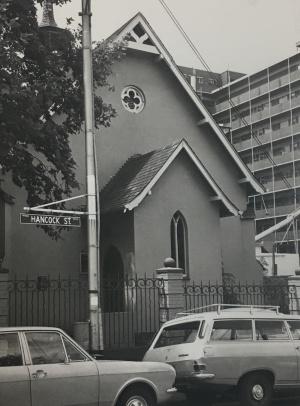 Swedish Church Hancock Street