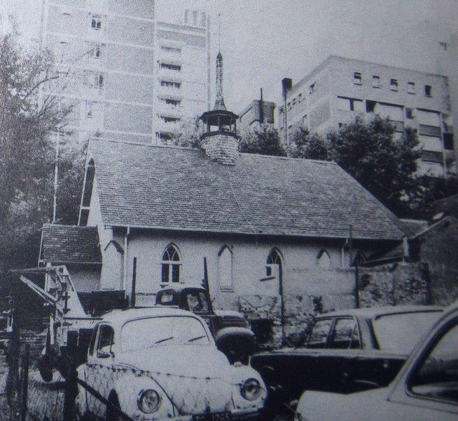 Swedish Church 1976
