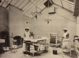 Operating theatre from 1902