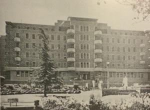 Main Hospital block