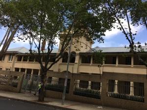 More hospital buildings on Klein Street