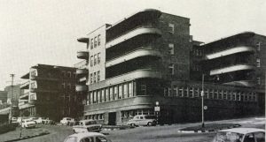 Queen Victoria Hospital in the 1960s