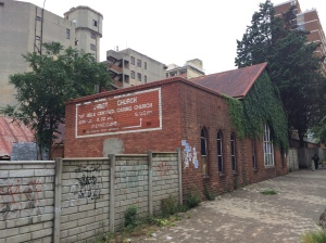 Christ Church Hillbrow side view