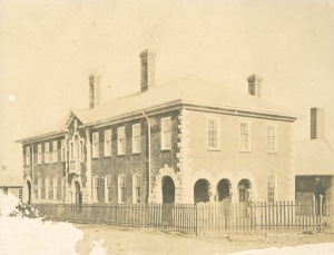 Fever hospital early 1900s