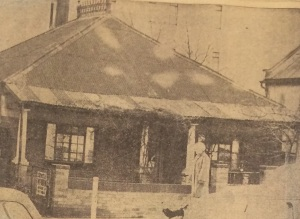One of the first houses in Hillbrow