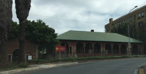 Surviving building from the Fever Hospital 2015