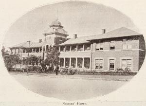 Nurses home Klein Street