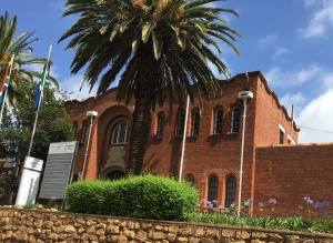 Woman's Prison entrance 2015