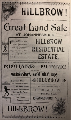 Hilbrow sale