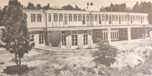 Parktown E. P. Baumann convalescent home