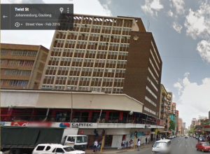 Google street View of Ingram's corner 2013. Cafe De Paris moved in sometime in the late 70's or early 80s