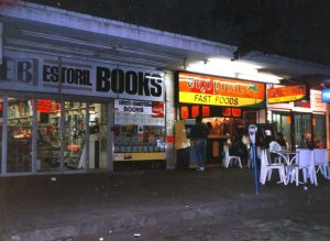 Estoril Books exterior