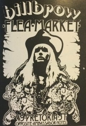 Hillbrow underground flea market