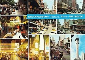 Hillbrow postcard