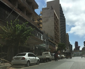 Pretoria Street site of Bella Napoli
