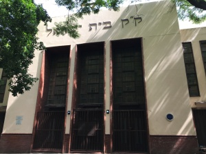 Temple Israel, Hillbrow, synagogues