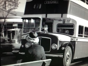 The Craighall bus