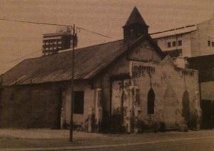 Church on Lower Ross Street