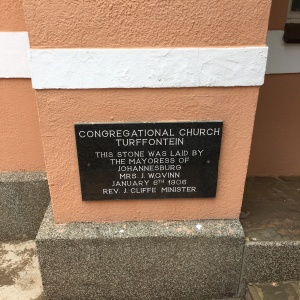 Other foundation stone