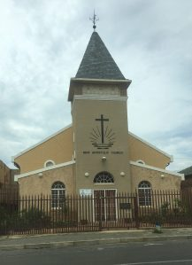 New Apostolic church La Rochelle