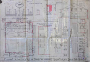 Plans from 1938