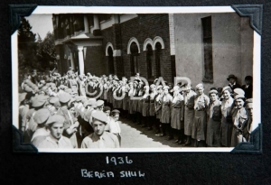 Berea Shul from 1936