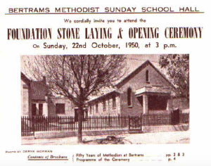 Church programme