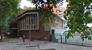 Central Baptist Church Hillbrow