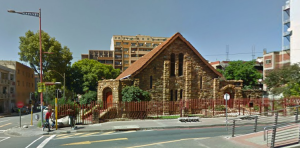1st Christian Science church