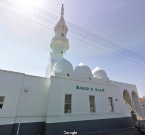 NG Kerk church hall is now a mosque