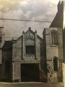 Presbyterian Church Fordsburg from 1973