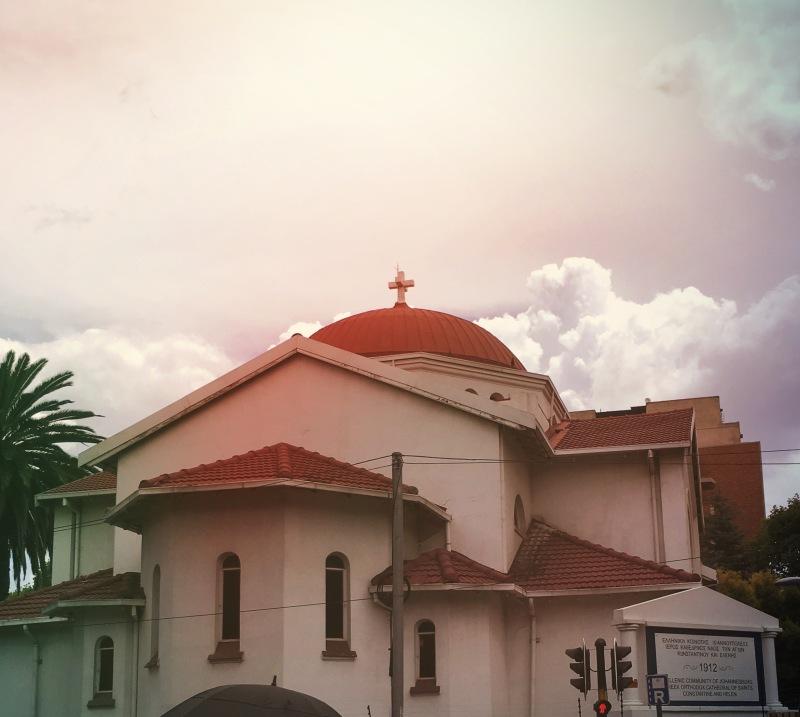 Greek orthodox church 1912
