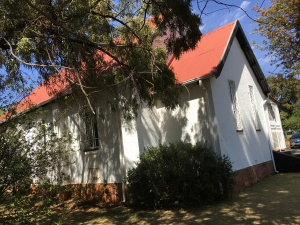 Melville Methodist Church