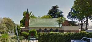 Wesleyan Church Craighall Park
