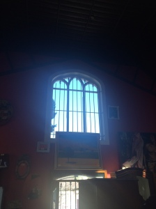 Interior window