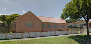 One of the Methodist churches in the suburb