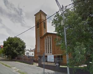 Gereformeerde kerk JHB oos
