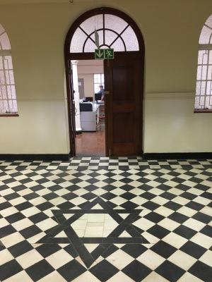 Shul foyer