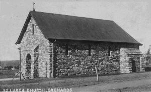 Original St. Luke's church