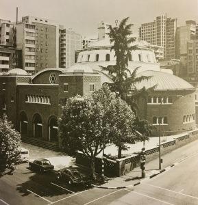Wolmarans Street Synagogue