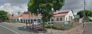 Yeoville congregational church
