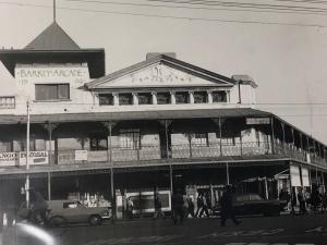 Barkly Arcade c1955
