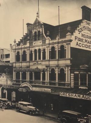 Jeppe Arcade 1930