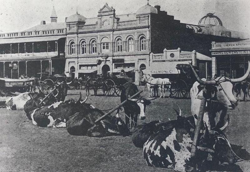 Old Arcade 1890